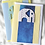 Thumbnail: Baby elephant (boy) handmade greeting card (assorted)