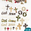 Thumbnail: 42+ Christian paper cutouts (assorted sets)