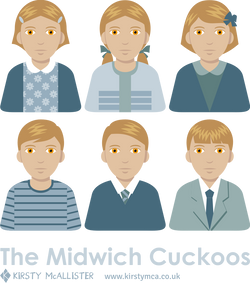 Kirsty McAllister - Midwich Cuckoos
