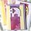 Thumbnail: Baby elephant (girl) handmade greeting card (assorted)