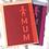 Thumbnail: MUM cutout greeting card (assorted)