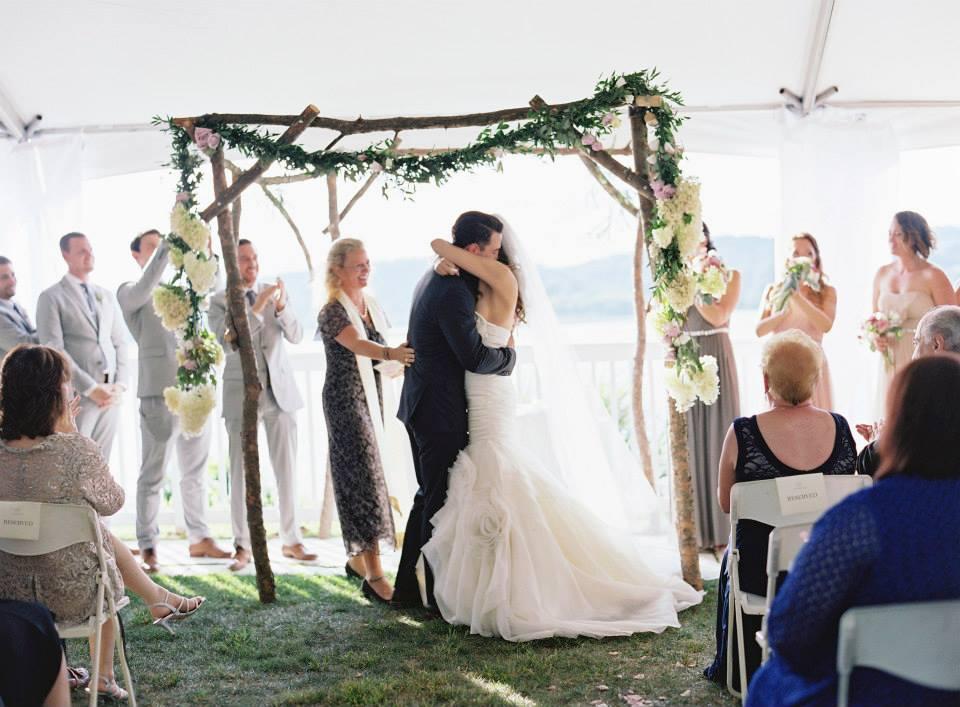 Lynnes hag wedding