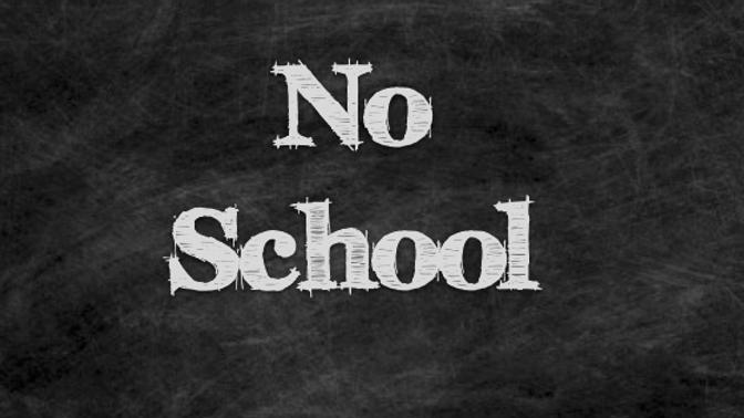 No School Nov 22 - 26
