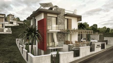 GENSER AKARCA HOUSES