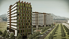 ABSAMAT MASALİYEV COMMERCIAL AND RESIDENTIAL PROJECT