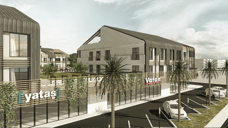 MENDERES  COMMERCIAL AND RESIDENTIAL PROJECT