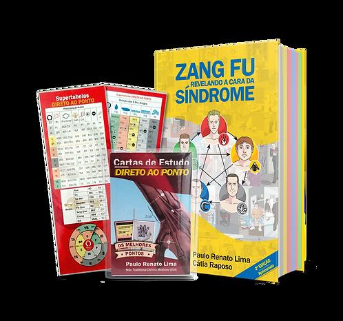 COMBO 2: Zang Fu 2ªed. + Cartas de Estudo + Supertabela