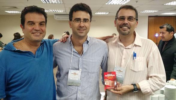 18 - Prof. Fernando Fernandes e Prof. Marcos Lisboa, Workshop da Accushop no Vale do Paraiba..jpg