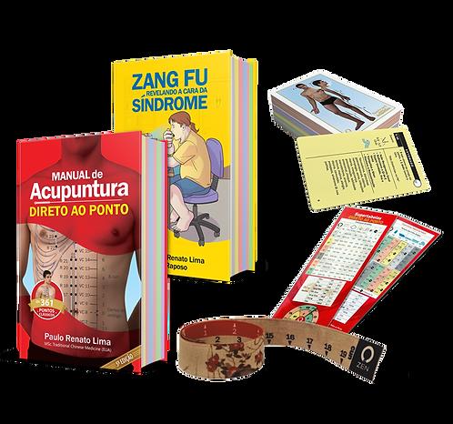 COMBO 5: Manual Clás. 5ªed.+ Zang Fu+ Cartas 101 Pontos+ Cunnômetro+ Supertabela