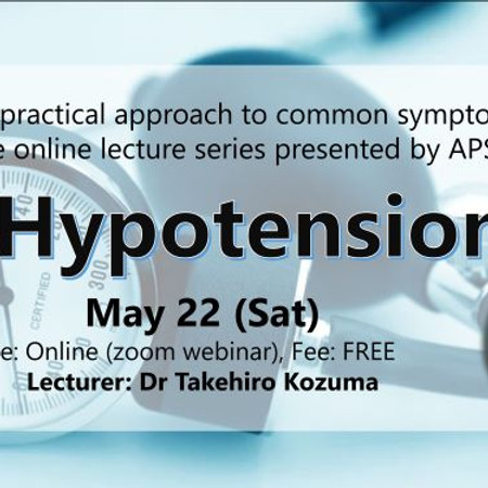 A practical approach to Hypotension