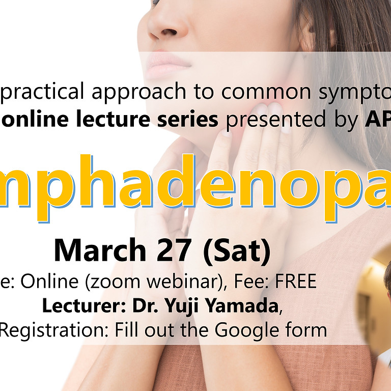 A practical approach to Lymphadenopathy