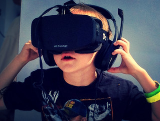 VR gaming and STEM education