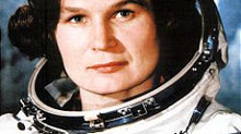 Valentina Tereshkova: Spent more time than all the astronauts that went before her