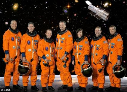 The Space Crew
