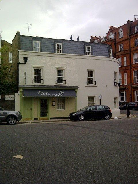 Five Fields Restaurant, London