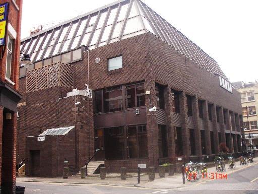 Great Sutton Street Data Centre, Lon