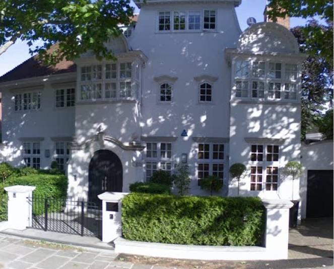 4 Wadham Gardens, London