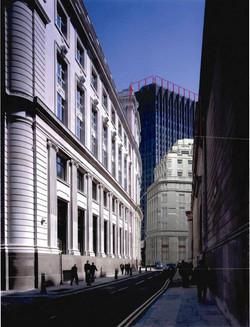 1 Bartholomew Lane, London