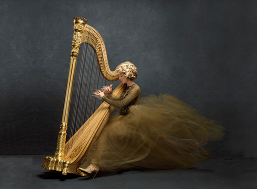 Benefit Concert for SYSO featuring Lisa Tannebaum, Harpist: Saturday, March 9th 7:30pm