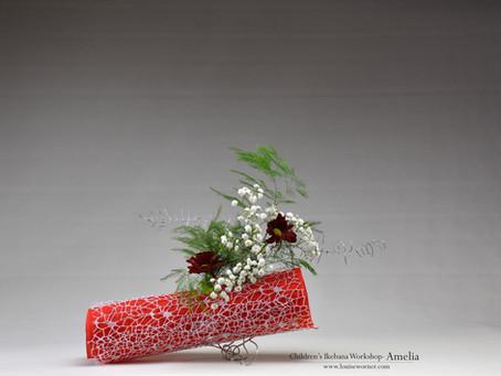 Christmas Ikebana Workshop for Children