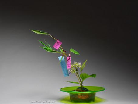 Tanabata and Ikebana for Children