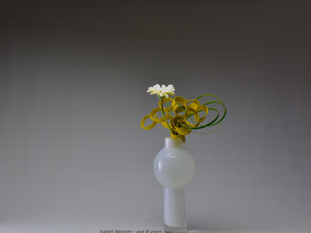 Recycling Toilet Rolls and Ikebana