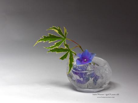 Frozen Ikebana