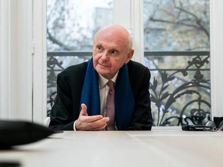 Patrick Stefanini: « Le fruit amer du désarmement de l'État »