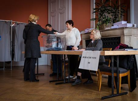 2e tour des municipales en Île-de-France : une bonne dynamique
