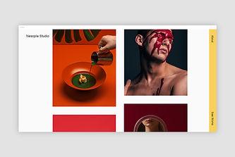 design de páginas web