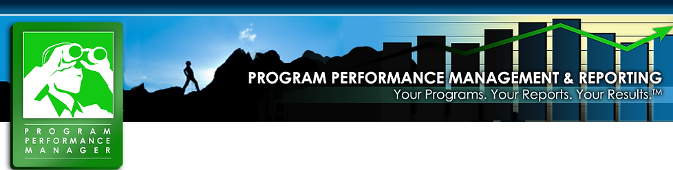 Program Performance Manager