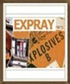 Expray button