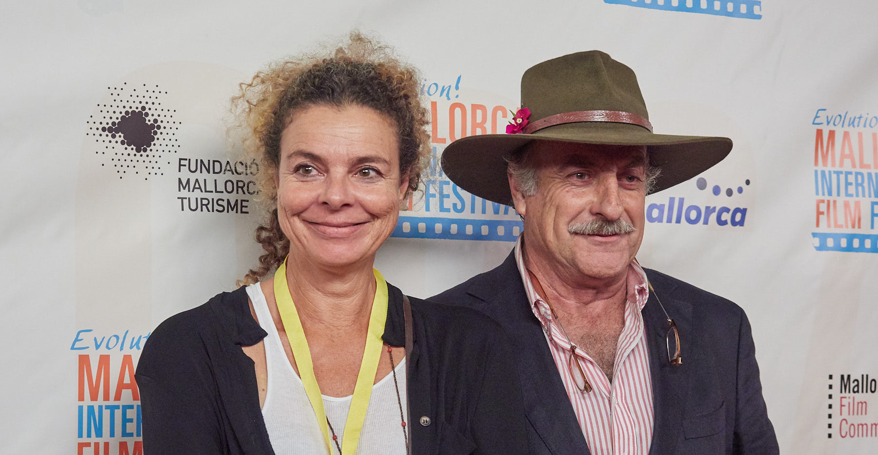 Mone and Carlos Lantero