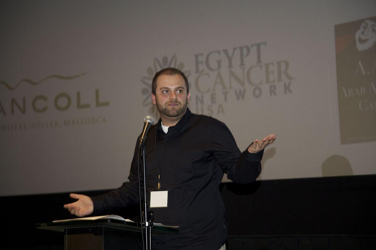 Director Vrej Victor Pasmakian