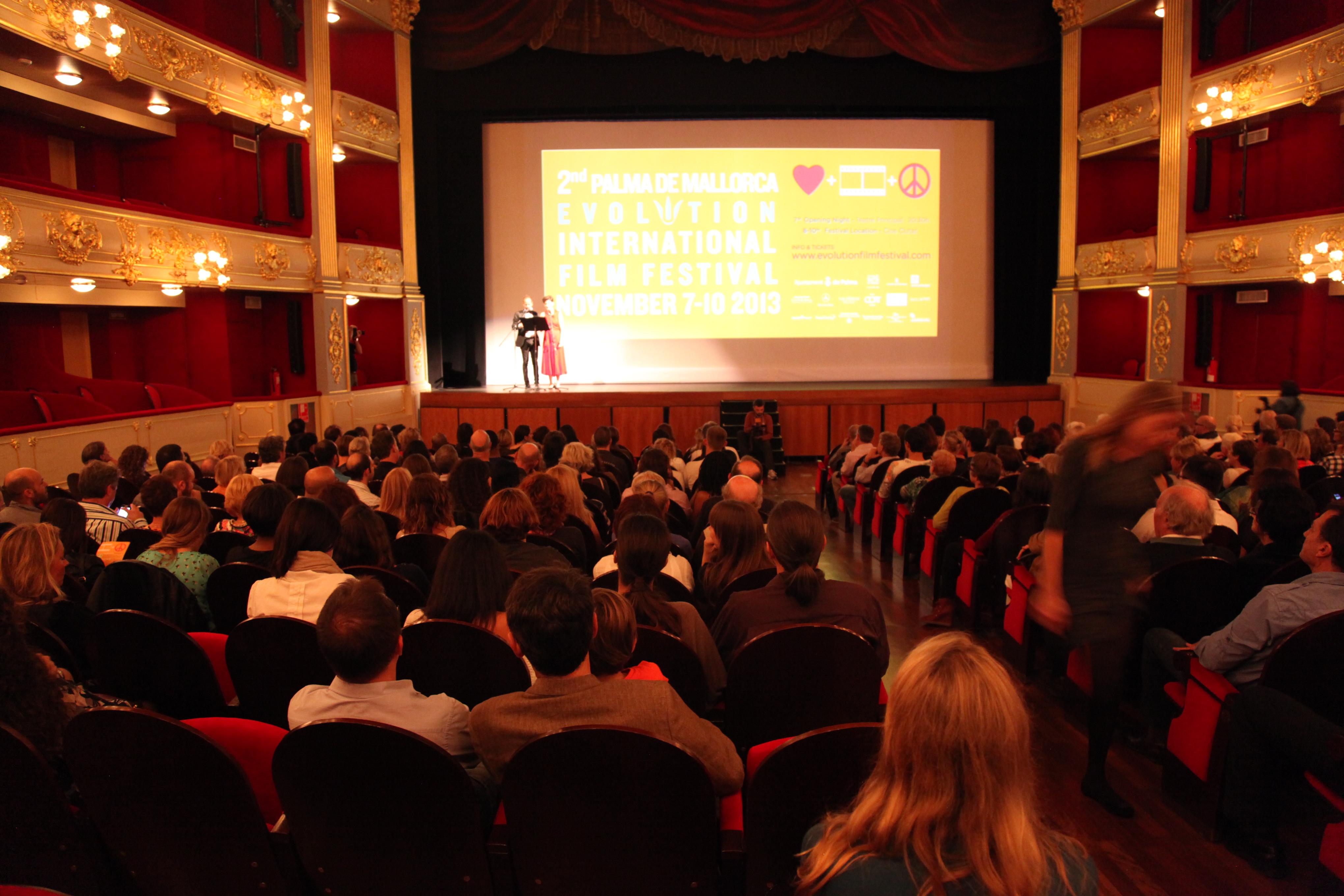 Opening Gala, Teatro Principal