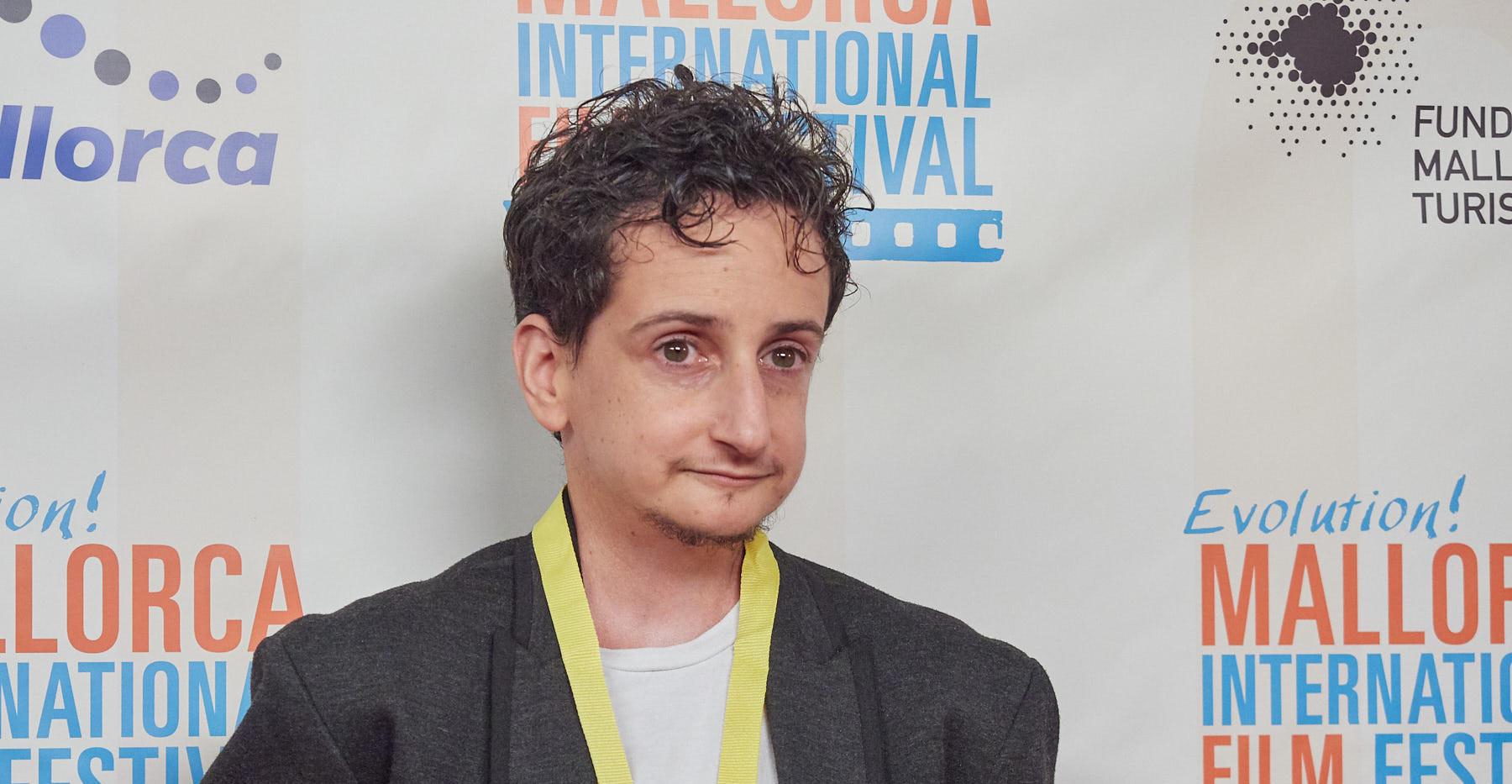 Filmmaker Ruben Jimenez