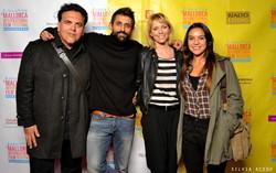 Cast & Crew of Foley Artist