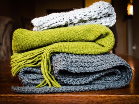De sjaal