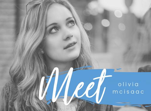 Meet Olivia McIsaac