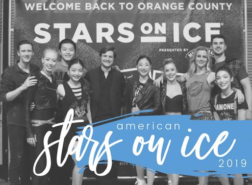 U.S. Stars on Ice 2019