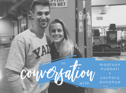 In Conversation with Madison Hubbell & Zachary Donohue