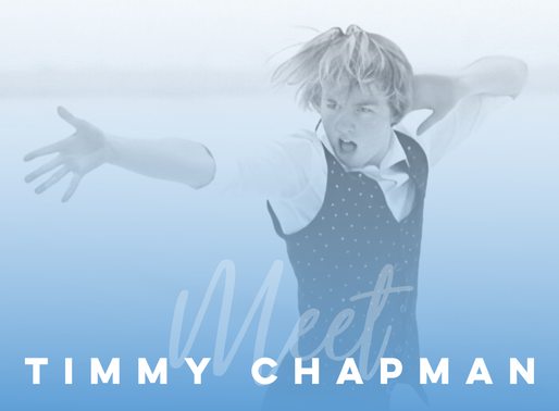 Meet Timmy Chapman