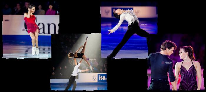 Danielle Earl's photos of the 2017 Skate Canada International exhibition gala
