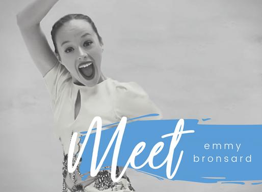 Meet Emmy Bronsard