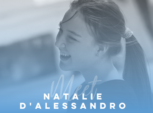 Meet Natalie D'Alessandro