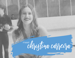 Christina Carreira's interview with Edges of Glory