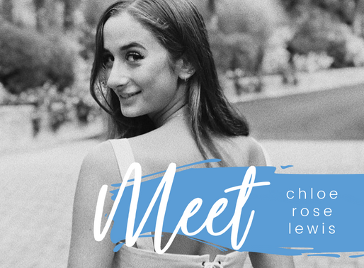 Meet Chloe Rose Lewis
