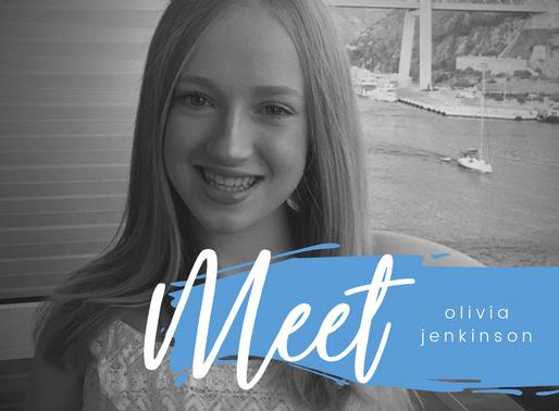 Meet Olivia Jenkinson