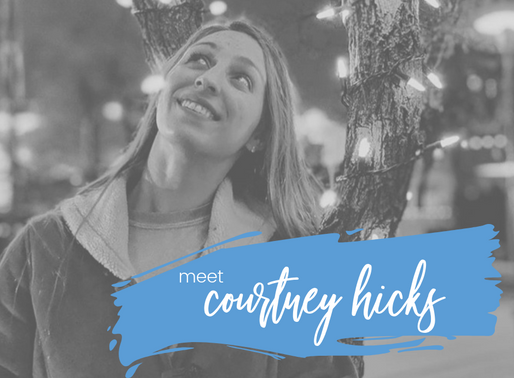 Meet Courtney Hicks