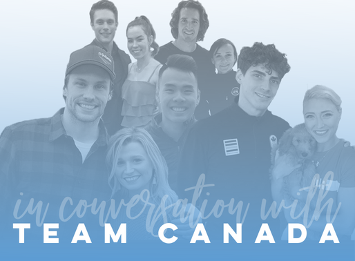 In Conversation with Team Canada